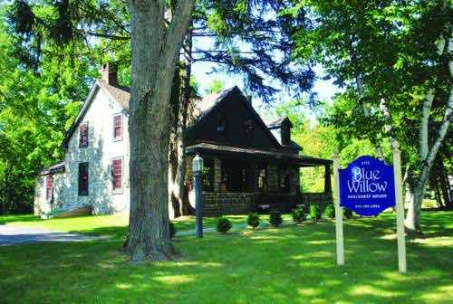 Adult Only Blue Willow Guesthouse in Stone Ridge New York
